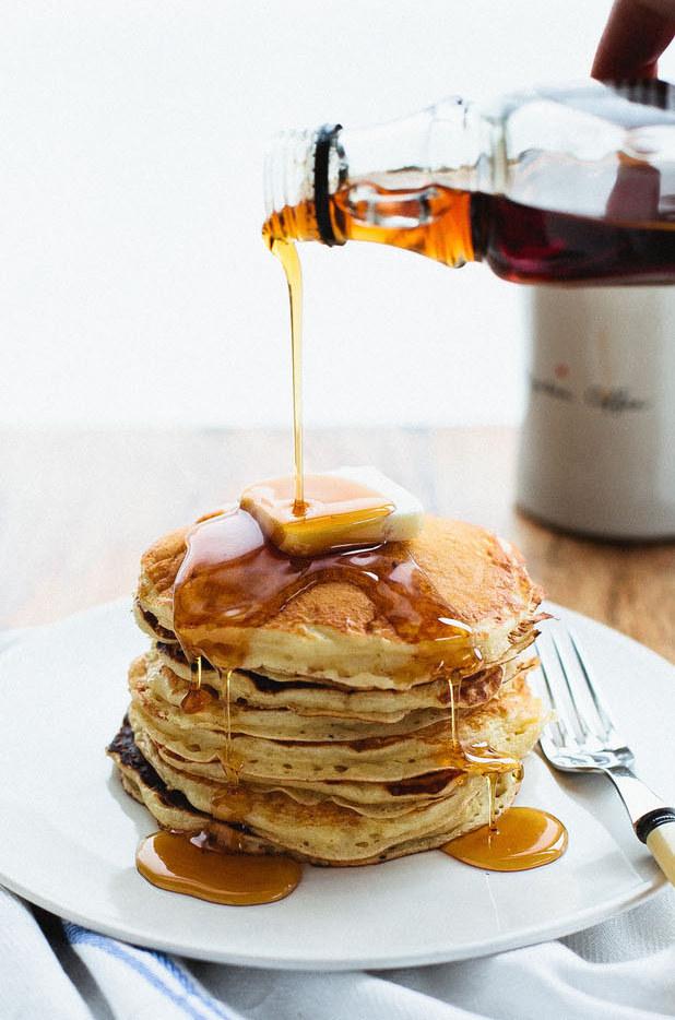 diy pancake bar