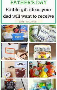 20 Edible Gift Ideas for Father's Day that your dad will want