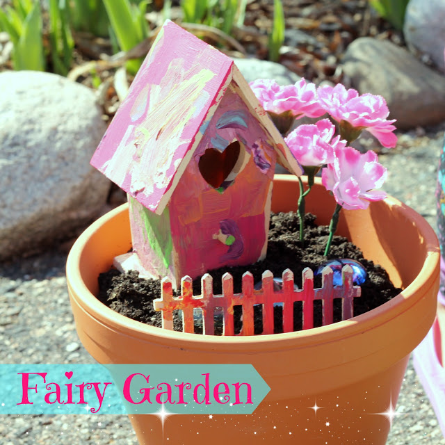 18 Beautiful Fairytale Garden Ideas: Craftionary