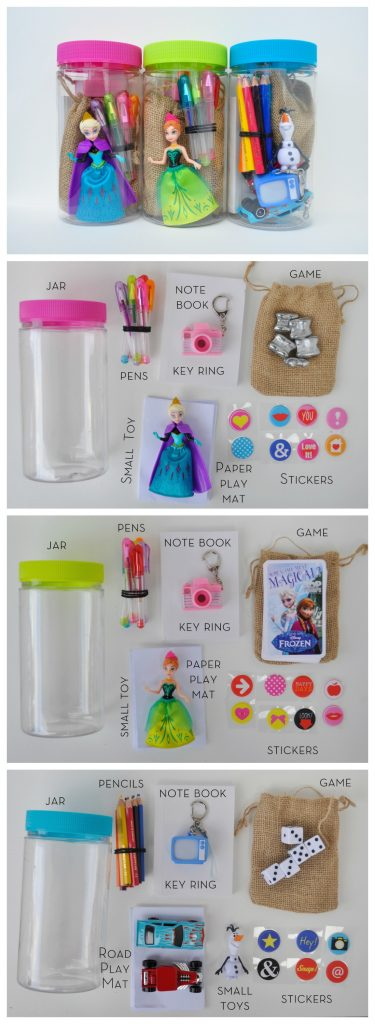gift jar ideas