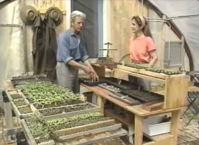 how to build unheated greenhouse for year round gardening