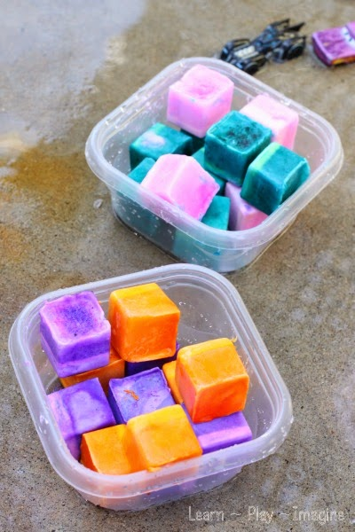 ice chalk paint recipe