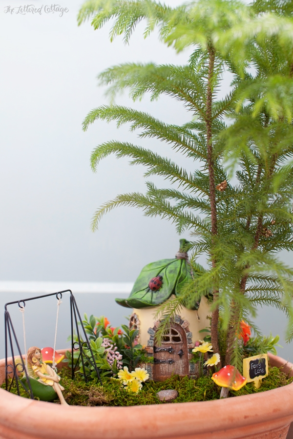 Indoor fairy gardens at craftionary.net