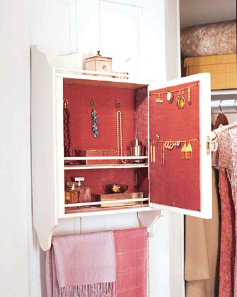 jewelery cabinet