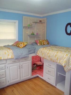 kids bedrooms organizing