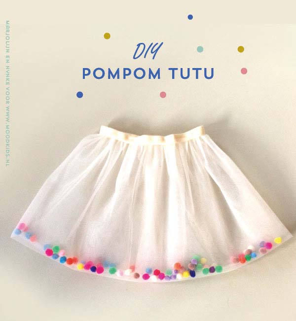 tulle tutu making