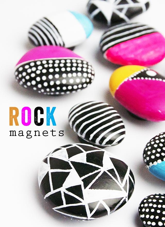 rock magents
