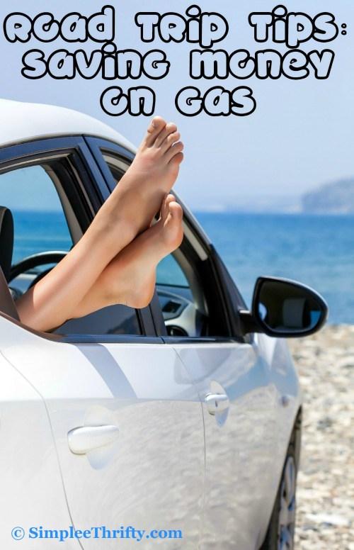 road trip tips on saving gas money