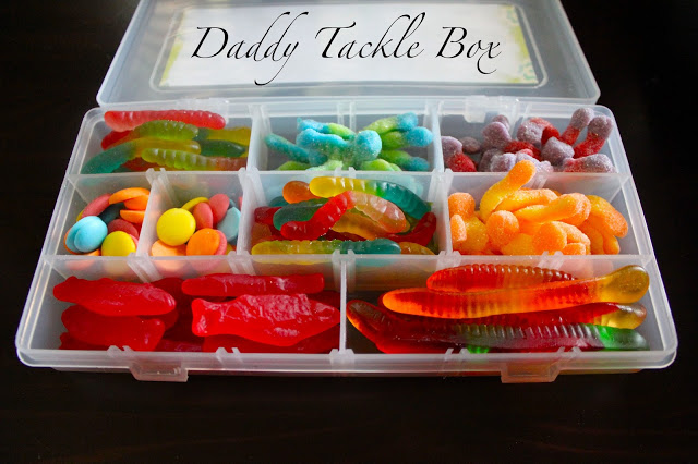daddy's gift box edible