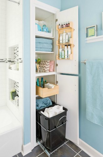 tips to organize your bathroom and keep it tidy
