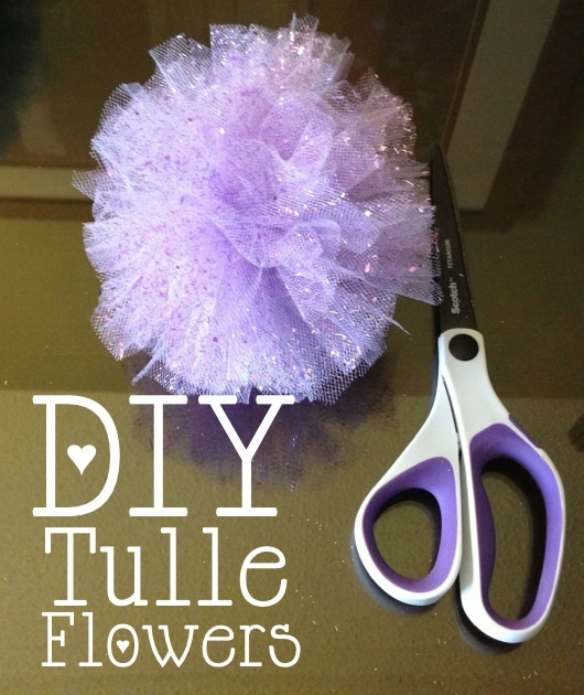 Crafts Using Tulle