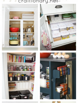 Baking organization ideas contains baking supplies tips and tricks for bakers with stylish ideas at craftionary.net