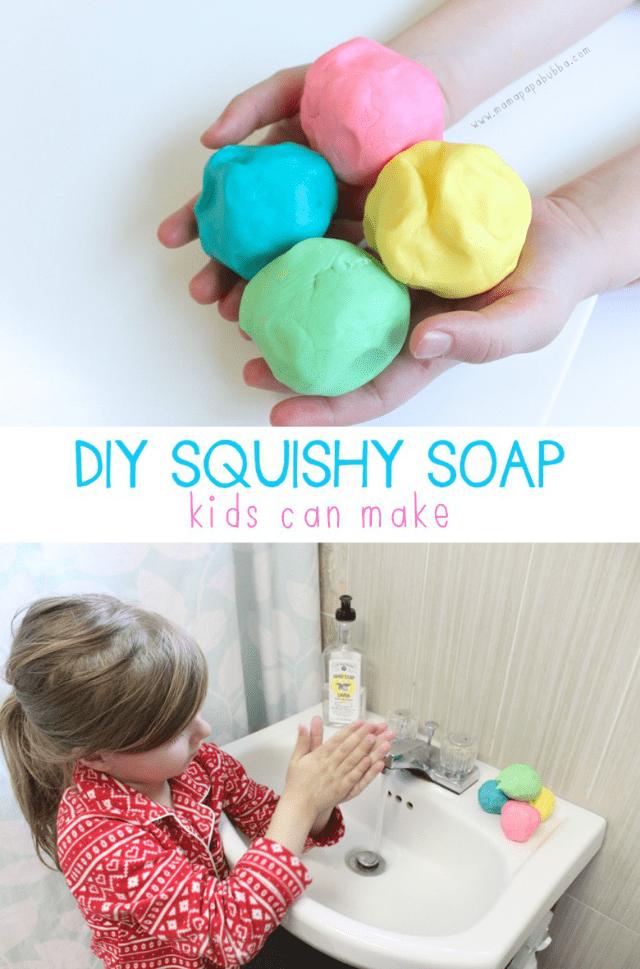 Diy Squishy Dough : Craftionary