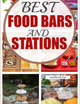 Best food bars and food stations